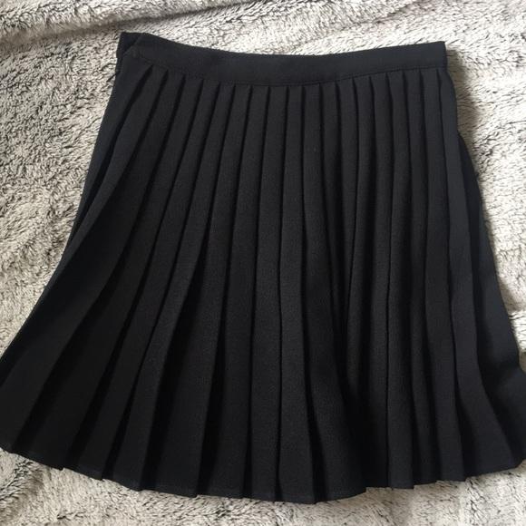 72e676274e American Apparel Skirts | Pleated Mini Skirt | Poshmark